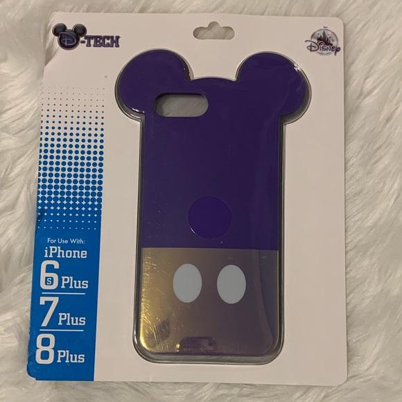 NWT D-Tech Disney IPhone Case